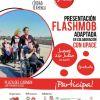 Presentación de Flashmob adaptada de UPACE San Fernando y Asociación La Fragua en La Isla Ciudad Flamenca