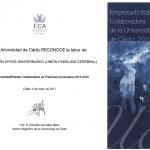 UPACE San Fernando recibe el reconocimiento de la UCA como entidad colaboradora