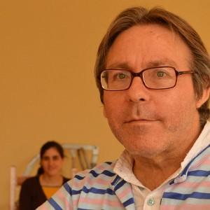 Uno de los usuarios de UPACE San Fernando.