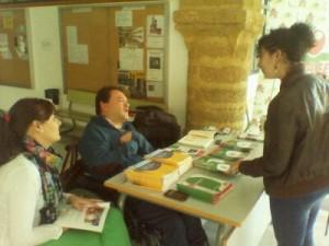 Semana del voluntariado con la UCA 2013-2