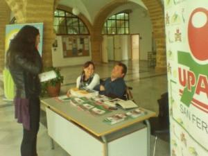 Semana del voluntariado con la UCA 2013