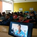 Campaña de sensibilización por los centros educativos isleños