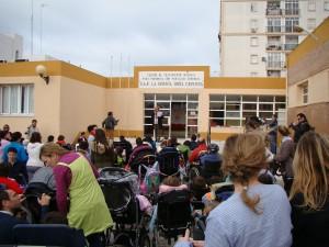 Día de la PAZ UPACE San Fernando (Santo Entierro)2