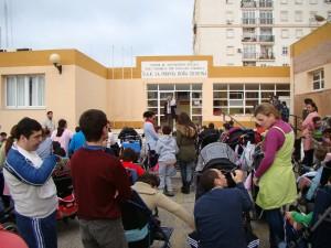 Día de la Paz en UPACE San Fernando (Santo Entierro)1