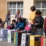 Jornada festiva y reivindicativa en UPACE San Fernando por el Día de la Mujer