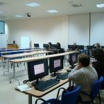 Vecinos de La Isla inician sus clases de informática en las instalaciones de UPACE San Fernando