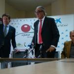 UPACE San Fernando recibe 10.000 euros de la Obra Social La Caixa
