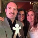 UPACE San Fernando y Álex O'Dogherty ganan el Premio del Jurado de la Fundación Inocente Inocente