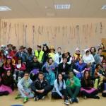 El Carnaval abre paso a una experiencia exitosa en UPACE San Fernando