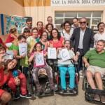 UPACE SAN FERNANDO HA CELEBRADO HOY EL DÍA MUNDIAL DE LA PARÁLISIS CEREBRAL