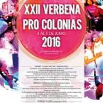 XII VERBENA PRO COLONIAS DE UPACE SAN FERNANDO