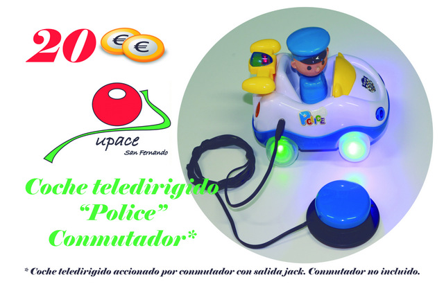 COCHE POLICE