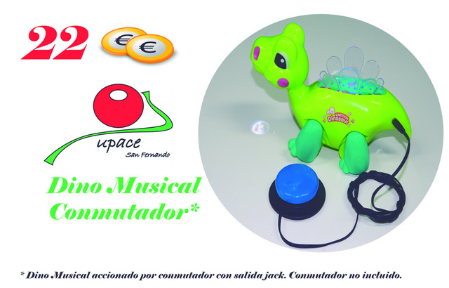 DINO MUSICAL