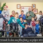 UPACE San Fernando les desea unas felices fiestas y un próspero 2017