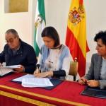 El Excmo. Ayuntamiento de San Fernando cede a UPACE los terrenos colindantes al centro Al Ándalus para unas nuevas instalaciones deportivas
