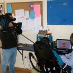 Enlace para ver el reportaje que el programa Solidarios de Andalucía Televisión grabó en UPACE San Fernando
