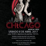 No te pierdas el musical CHICAGO que se estrenará el día 8 de abril en el colegio San José – Esclavas del Sagrado Corazón de Jesús en Cádiz