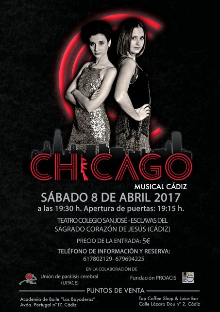 foto MUSICAL CHICAGO