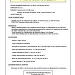 Curso de Ayudante de Hostelería del Ayuntamiento de San Fernando