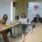 UPACE San Fernando recibe un donativo de la Compañía de Teatro benéfica LAS BAYADERAS