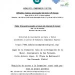 Próximos cursos de la Delegación de la Mujer del Ayuntamiento de San Fernando