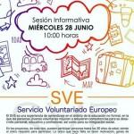 Sesión informativa sobre el Servicio de Voluntariado Europeo e Intercambios Juveniles