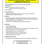 CURSO AUXILIAR DE COCINA Y MONITORA DE COMEDOR ESCOLAR DEL AYUNTAMIENTO DE SAN FERNANDO