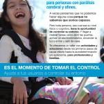 Iniciación al control de entorno para personas con parálisis cerebral y afines en UPACE San Fernando