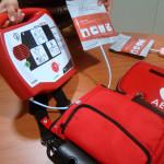 BBVA TERRITORIOS SOLIDARIOS concede una ayuda a UPACE San Fernando para la compra de equipos médicos y terapéuticos: un COUGH ASSIST y un equipo de CARDIOPROTECCIÓN