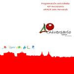 Programa de actividades 40 Aniversario de UPACE San Fernando