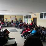 Upace San Fernando se suma a la conmemoración del Día Internacional de la Mujer