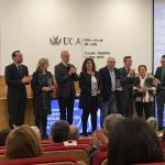 Upace San Fernando recibe el Reconocimiento de la UCA