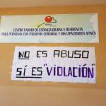UPACE San Fernando muestra su repulsa a la sentencia judicial de la Manada