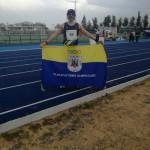 Miguel Ángel Muñoz, trabajador de UPACE San Fernando, participará en los VIII Juegos Nacionales de Trasplantados