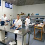 """El curso de """"Lavandería Industrial en Entidades Sociales"""" comienza hoy su periodo de prácticas en UPACE San Fernando"""