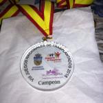 MIGUEL ÁNGEL MUÑOZ, trabajador de UPACE San Fernando, gana 4 medallas en los VIII Juegos Nacionales de Trasplantados