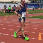 Miguel Ángel Muñoz, trabajador de UPACE San Fernando, participará en los X Juegos Europeos para Trasplantados