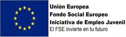 Logo Iniciativa Empleo Juvenil