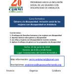 """CERMI Andalucía imparte el curso """"Género y discapacidad"""" en UPACE San Fernando"""