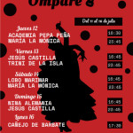 """Te esperamos en la caseta de feria """"AHORA SÍ, OMPARE"""", de UPACE San Fernando"""
