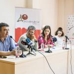 """Fotos de la presentación de la campaña """"Como tú soy yo"""", de UPACE San Fernando"""