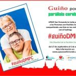 UPACE San Fernando presenta su campaña por el Día Mundial de la Parálisis Cerebral