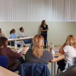 """El personal de la Fundación Parálisis Cerebral recibe el curso """"Autodeterminación y participación activa en las personas con parálisis cerebral""""."""