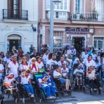 Gran participación en el Día Mundial de la Parálisis Cerebral celebrado por UPACE San Fernando