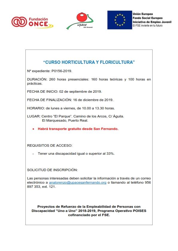 CARTEL INFORMATIVO Curso Horticultura y Floricultura_001